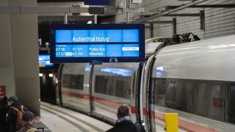 Tarifkonflikt bei der Deutschen Bahn: Keine Einigung in Sicht