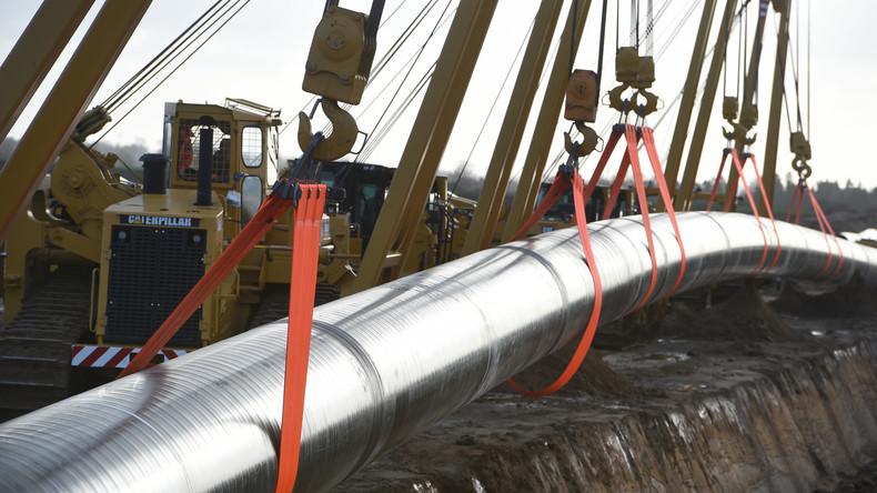 US-Kongress macht gegen Nord Stream 2 mobil und verlangt Sanktionen