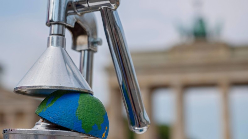 Der drohende Ökokollaps und grüne Kapitalextremisten
