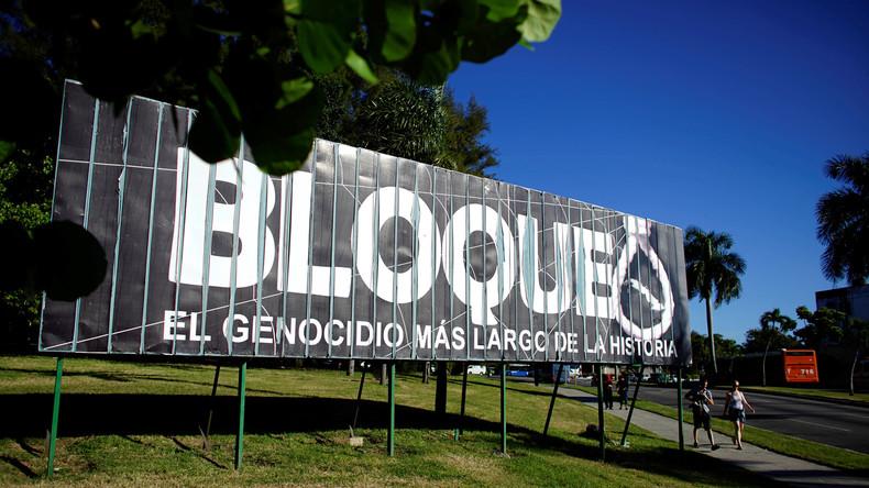 Unehrlich und voller Doppelmoral: Kubanische Regierung kontert US-Vorwürfe wegen Menschenrechten