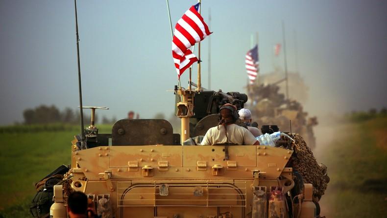 """Pentagon: USA verurteilen jede einseitige Militäraktion in """"ihrem"""" Teil Syriens als unannehmbar"""