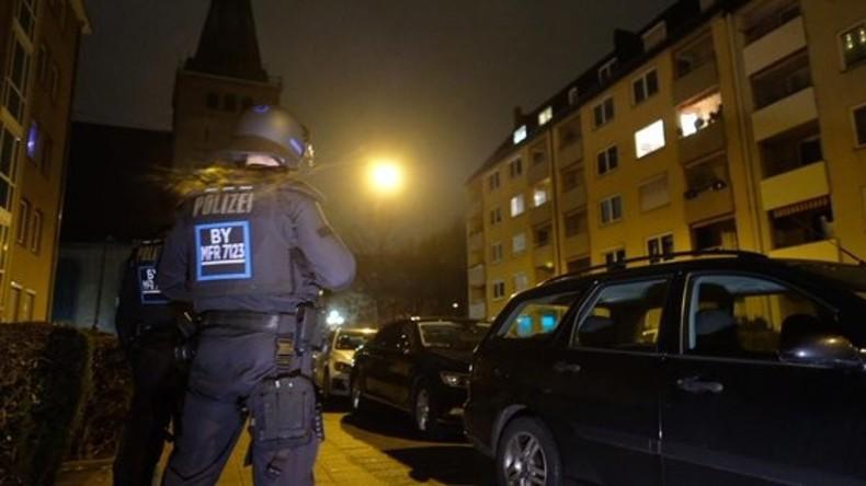 Messerattacken in Nürnberg - drei Frauen schwer verletzt