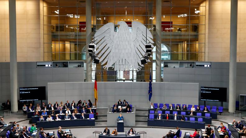 LIVE: 72. Sitzung des Deutschen Bundestags