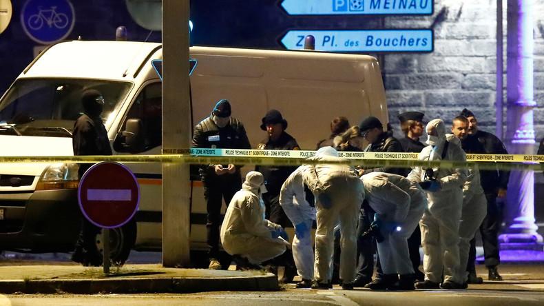 Straßburger Attentäter erschossen – doch es bleiben Fragen