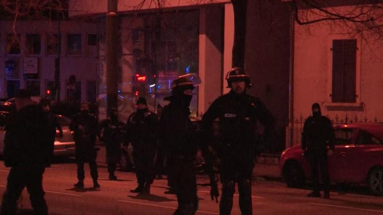 Straßburg: Weihnachtsmarkt-Attentäter bei Schießerei mit der Polizei getötet