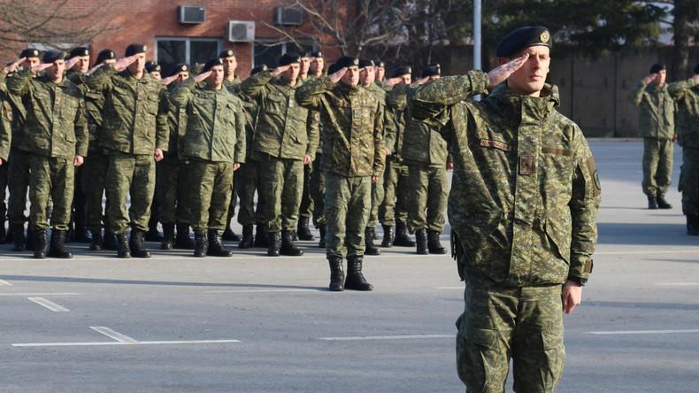 Parlament im Kosovo billigt Gesetze zur Schaffung von Armee