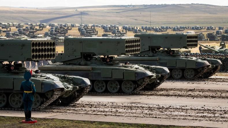 Studie über nicht-nuklearen Krieg zwischen NATO und Russland