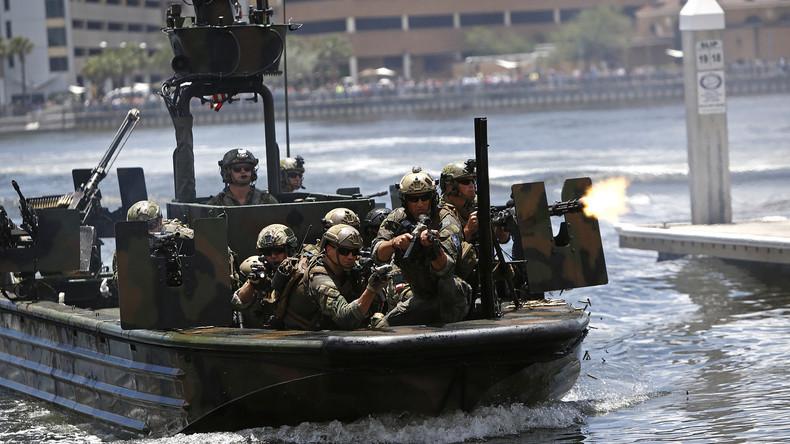 """US-Kommando für Spezialkräfte erlässt """"ethische Leitlinien"""" für Soldaten"""