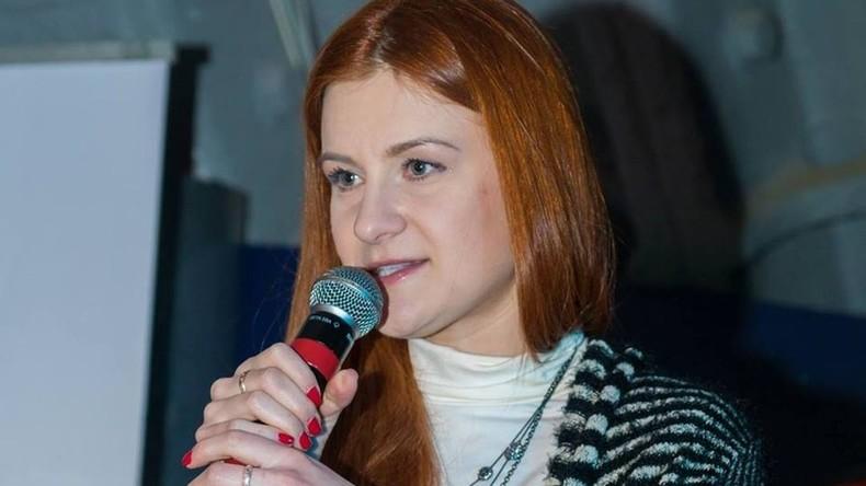 Vater von Maria Butina sieht Grund für Geständnis seiner Tochter in den Haftbedingungen