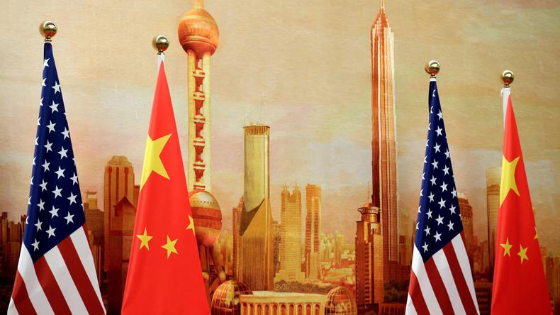 USA: China wirtschaftlich schwächen, militärisch bedrohen