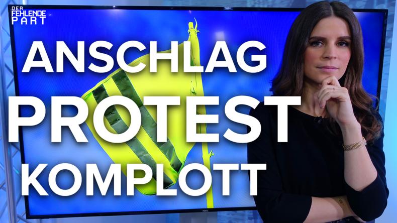 Lämmer in gelben Westen – Rainer Mausfeld über das gebrochene Schweigen [DFP12]