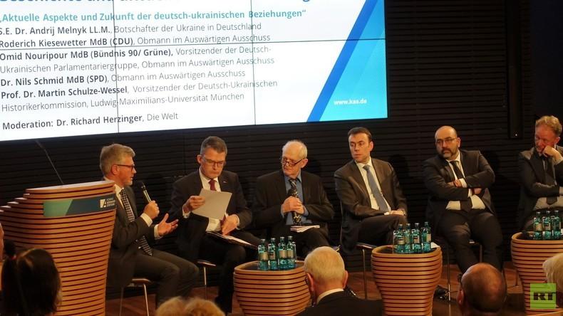 """Deutsches Projekt """"Ukraine"""": Störenfried oder Erfolgsmodell?"""