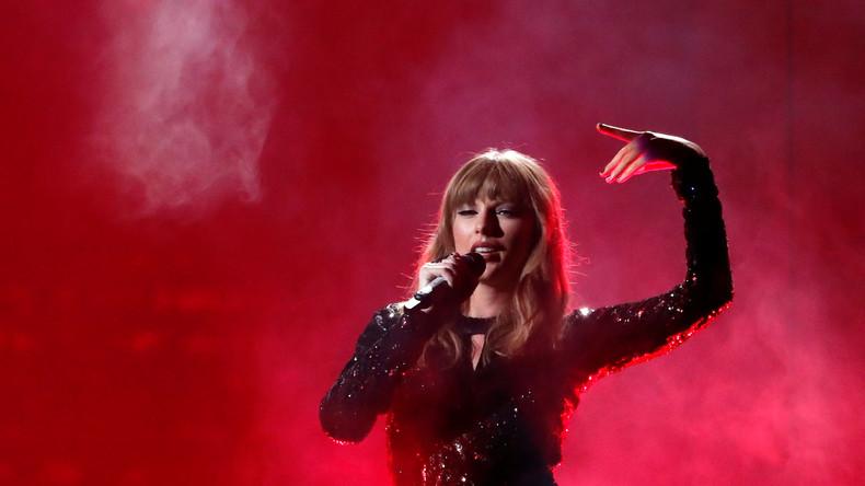 Fans bei Taylor-Swift-Konzert mit Gesichtsscanner überprüft