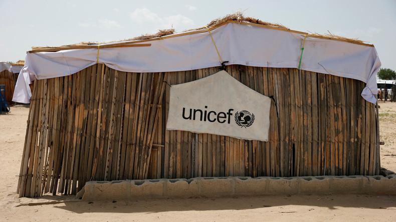 Nigerias Militär stoppt Arbeit von UNICEF wegen Terrorvorwürfen