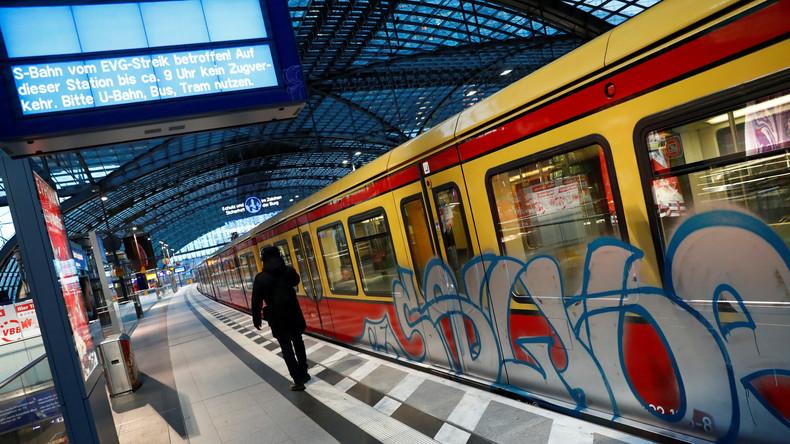 Einigung im Tarifstreit von Deutscher Bahn und EVG