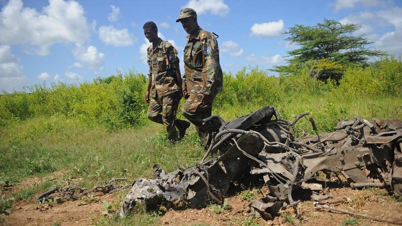 US-Streitkräfte töten acht Al-Shabaab-Kämpfer bei Luftschlag in Somalia
