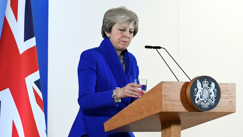 Theresa May will kein neues Brexit-Referendum