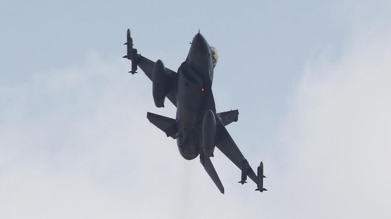 Türkische Luftwaffe greift wieder kurdische Ziele im Nordirak an
