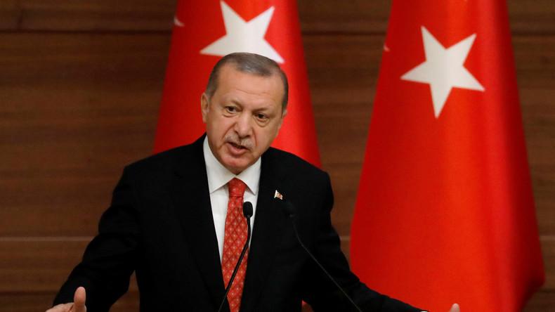 Türkische Regierung: Trump arbeitet an Auslieferung von Gülen