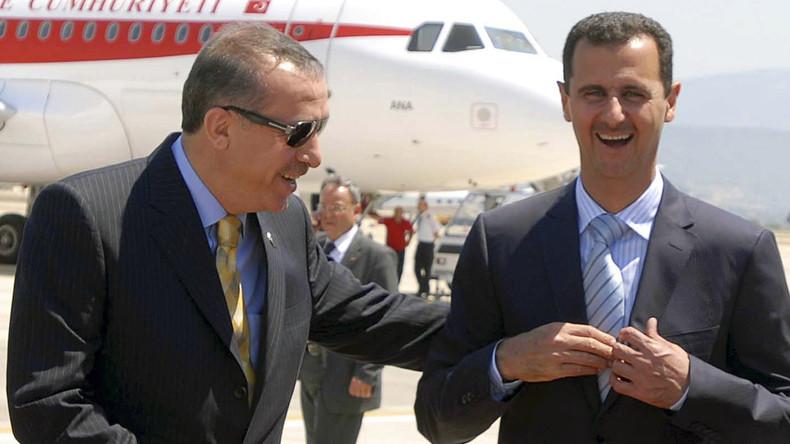"""Ankara: Türkei würde mit Assad zusammenarbeiten, wenn er """"glaubwürdige"""" Wahl gewänne"""