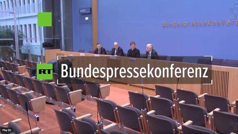 Katholischer Vorsitzender der GKKE: Bundesregierung fördert Bruch des Völkerrechts