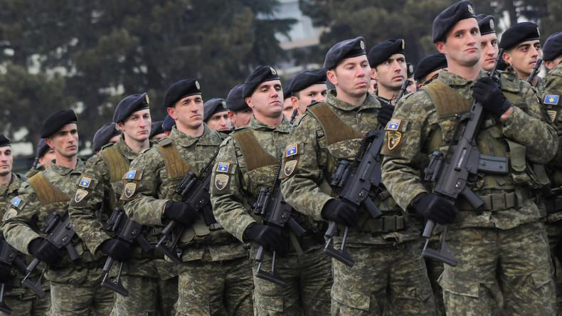 UN-Sicherheitsrat: Russland fordert sofortige Auflösung der Kosovo-Armee