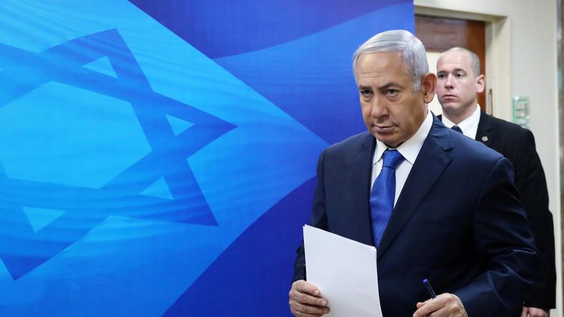 "Benjamin Netanjahu: ""Israel entwickelt Raketen mit einzigartigen Eigenschaften"""
