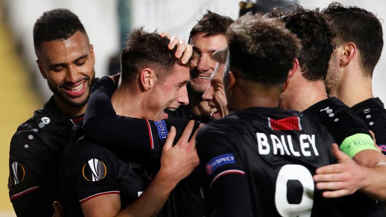 1:0 für Geografie – Bayer Leverkusen fürchtet sibirische Kälte im südlichen Krasnodar