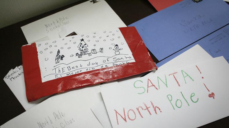 US-Kurierdienst will Briefe an Santa Claus schredden – als herzlos gebrandmarkt
