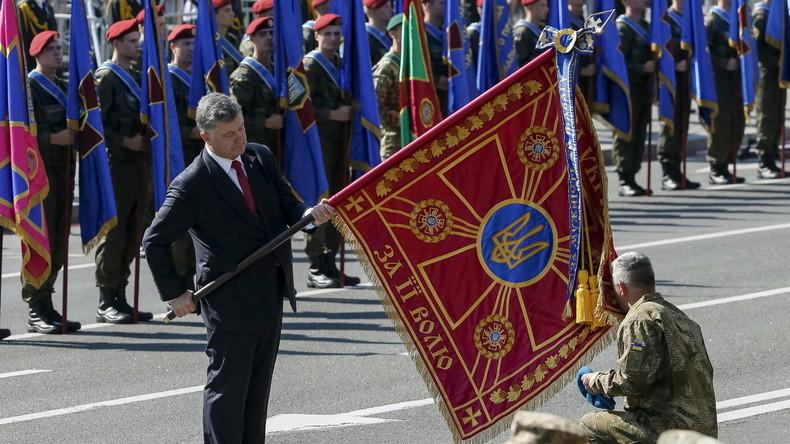 Armes Land - reicher Präsident: Poroschenkos Einkünfte wuchsen 2018 fast auf das Zwölffache