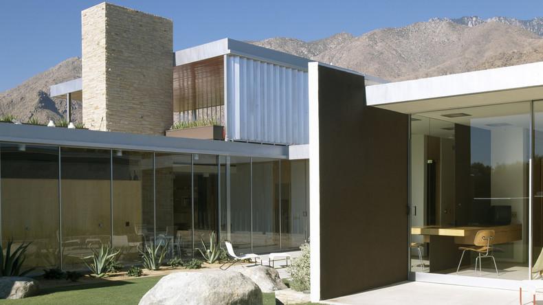 Hauseigentümer muss genaue Kopie eines Designhauses nachbauen, das er illegal abriss