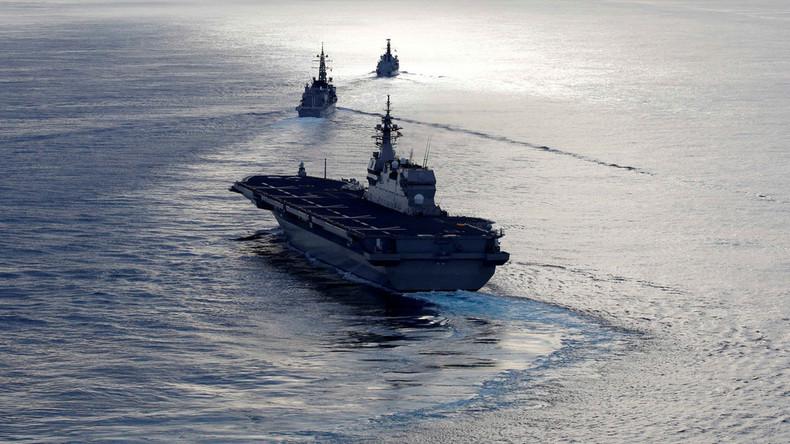 Aufrüstung in Japan: Erster Flugzeugträger seit Zweitem Weltkrieg