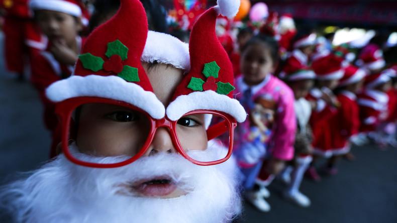 Weihnachtsfeier in Grundschule endet in Rauferei der Eltern