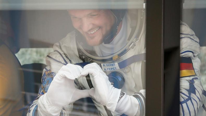 Astronaut Gerst übergibt ISS-Kommando an Russen Kononenko