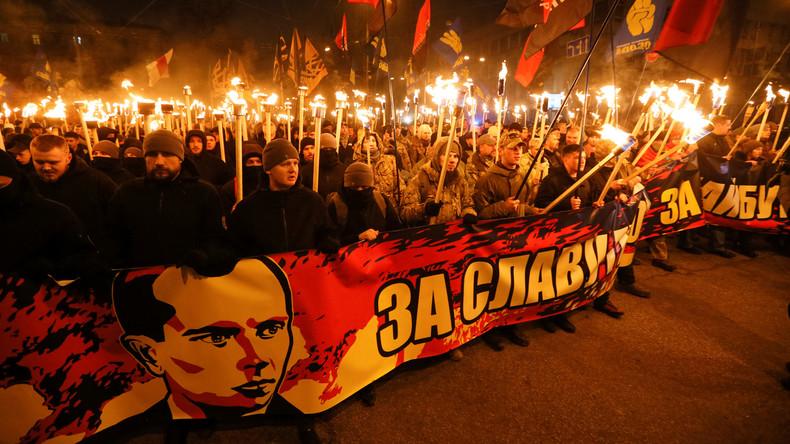 Ukraine feiert offiziell 110. Geburtstag des Nazi-Kollaborateurs Stepan Bandera