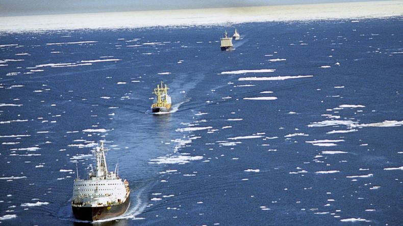 Atomkraft: Der Schlüssel zur Beherrschung der Arktis – und zu ihrer Rettung