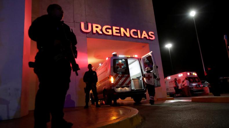 Lohn zu spät gezahlt – Mexikanische Ärzte nehmen Frau des Gouverneurs als Geisel