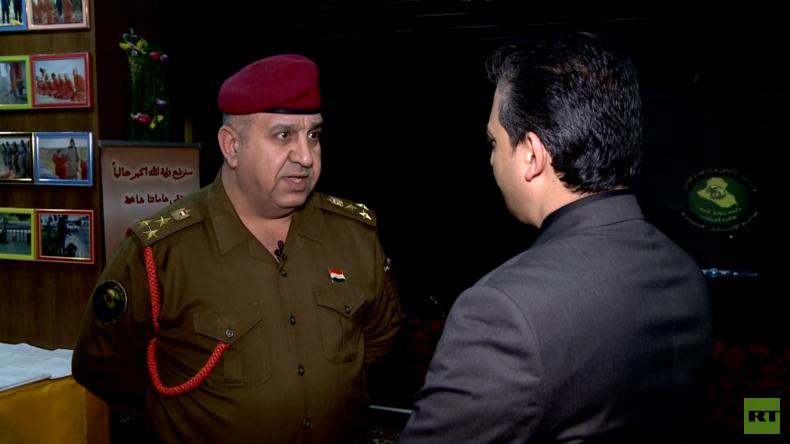 Exklusiv-Reportage: Irakisches Militär zeigt Belege für IS-Terrorangriffe in Ägypten