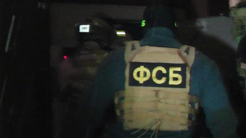 Russischer Inlandsgeheimdienst FSB hebt IS-Terrorzelle im südrussischen Stawropol aus