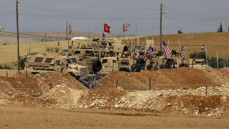 Weißes Haus bestätigt: USA beginnen militärischen Rückzug aus Syrien