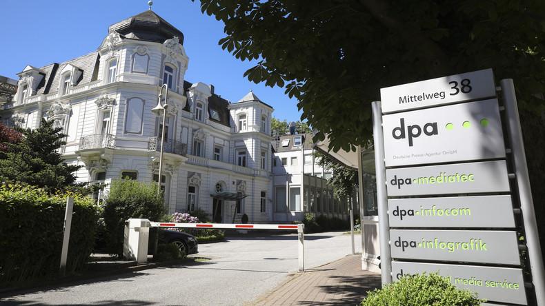 Lückenpresse: Die Deutsche Presse-Agentur dpa und der Rüstungsexportbericht 2018