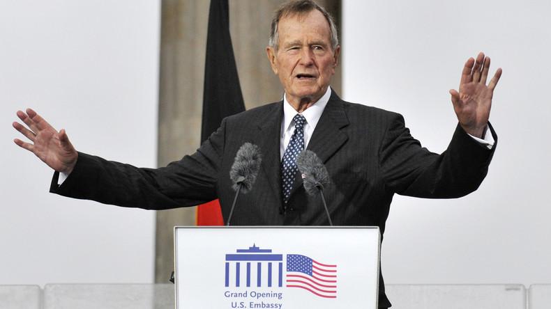 Ex-US-Präsident Bush unterstützte heimlich philippinischen Jungen