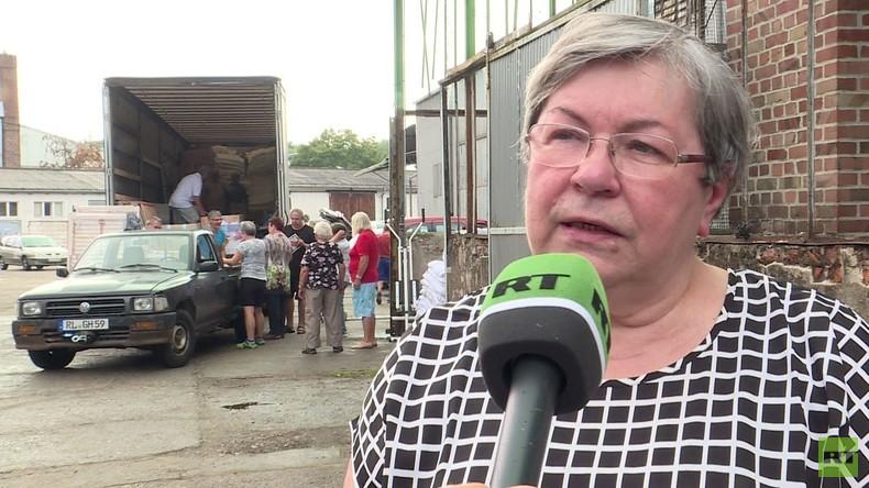 Deutscher Hilfsverein: Ukrainische Botschaft hat sich über uns beschwert (Video)