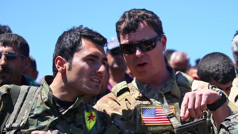 Trump verkündet Sieg über ISIS: Aber letztes Wort zum Truppen-Abzug aus Syrien hat Pentagon