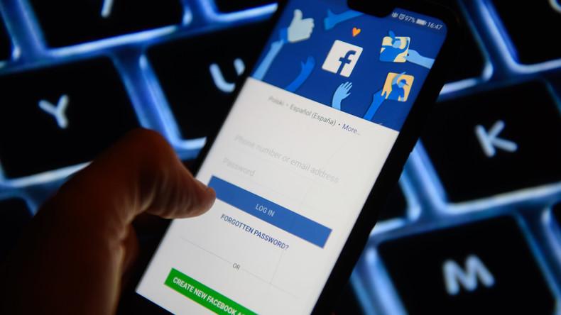 Klage gegen Facebook wegen Datenskandals: Milliarden von Dollar Börsenwert weg