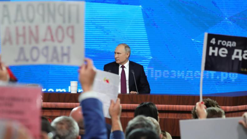 Putin: Atomkriegsgefahr wird oft unterschätzt – Sie ist nicht weniger akut als zu früheren Zeiten