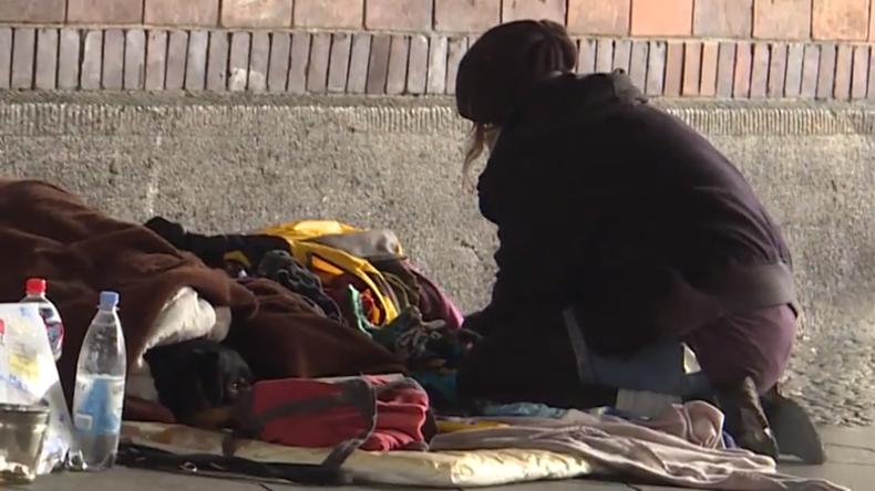 RT Deutsch Spezial: Vom harten Leben auf der Straße