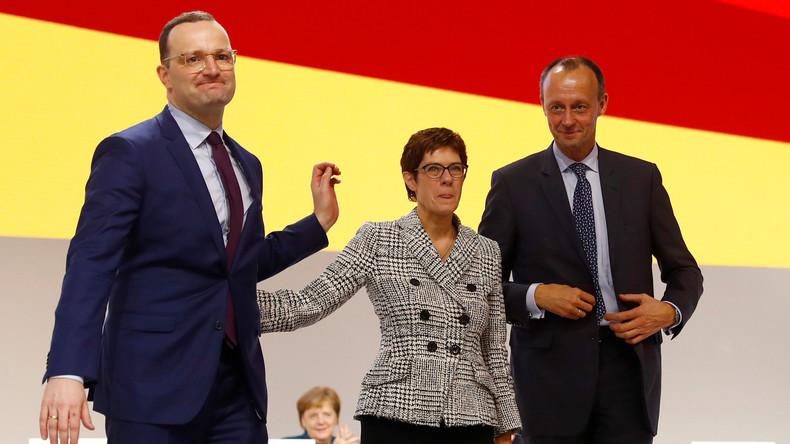 Kein Herz für Merz: Merkel lehnt Kabinettsumbildung ab