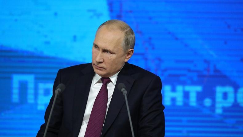 Putin über schädliche Rap-Musik: Man muss der Jugend gute Werte statt Drogen-Propaganda verkaufen
