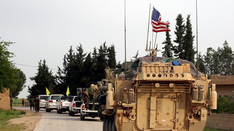 """""""Dolchstoß in den Rücken"""": US-Partner in Syrien fühlen sich """"verraten"""""""